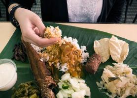 فرهنگ غذایی مردم مالزی