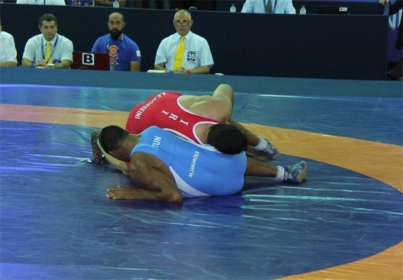 اعلام ترکیب ایران در رقابت های کشتی آزاد قهرمانی جوانان دنیا