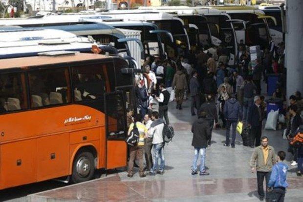 جابه جایی بیش از 2 میلیون مسافر با ناوگان حمل و نقل کرمانشاه