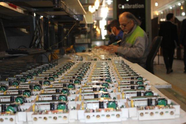 نشست آشنایی با تسهیلات مالی و صدور ضمانت نامه های صندوق حمایت از صنایع الکترونیک