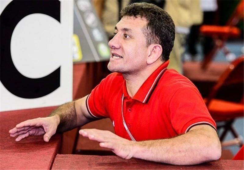 غلامرضا محمدی سرمربی تیم ملی کشتی آزاد شد