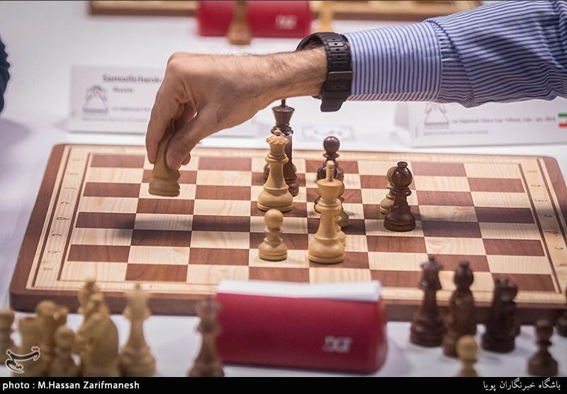 سرانجام دور دوم مسابقات قهرمانی شطرنج ایران ، ادامه صدرنشینی پوریا درینی
