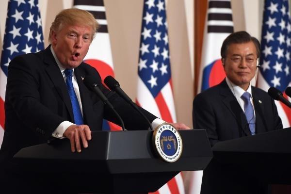 این از ترامپ می خواهد تحریم ها علیه کره شمالی را کاهش دهد