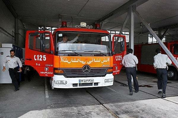 فرآیند اعلام نتایج آزمون استخدام مشاغل آتش نشانی، ثبت نام 734 داوطلب خانم