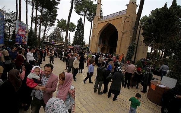 رشد 52 درصدی بازدید از آثار تاریخی اصفهان در مقایسه با سال گذشته