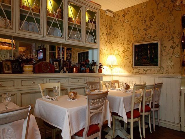 رستوران ماری وانا مسکو