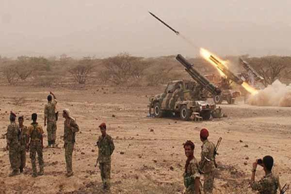 شلیک موشک بالستیک بدر 1 یمن به فرودگاه نجران عربستان