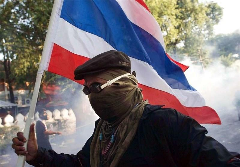 اعتراضات تایلند امروز به شکل مسالمت آمیز ادامه دارد