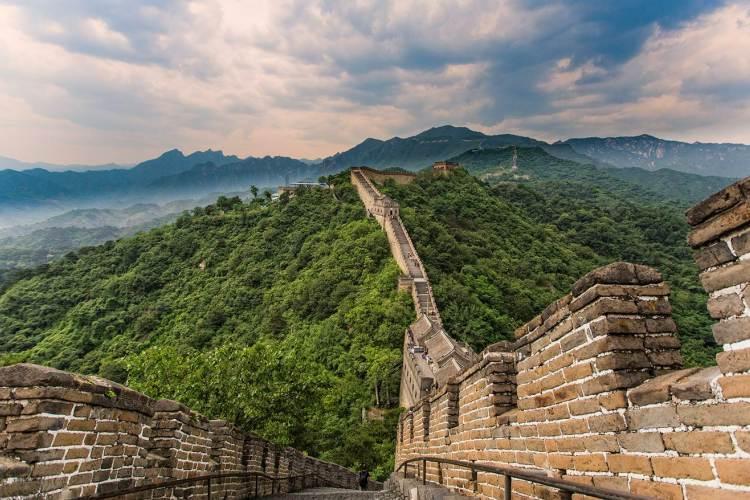 عجایب هفتگانه جدید دنیا، دیوار بزرگ چین