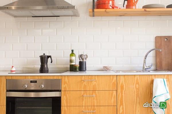 بازسازی آشپزخانه، همینقدر مقرون به صرفه و ساده!