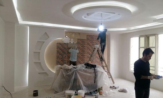 رعایت اصول کاربردی در بازسازی ساختمان