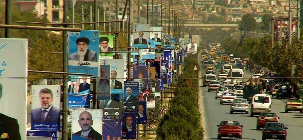 تاخیر یک هفته ای در اعلام نتایج انتخابات افغانستان