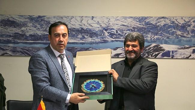 استقبال از مشارکت ترکیه در نوسازی صنعت البرز