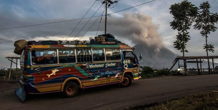 سقوط اتوبوسی در اندونزی 40 کشته و مجروح بر جا گذاشت