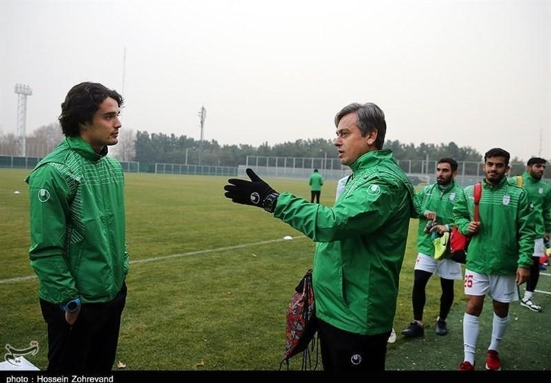 شاهرودی: همه چیز برای پیروزی مقابل ازبکستان مهیاست، اردوی اندونزی خیلی به تیم امید یاری کرد