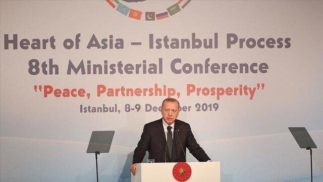 ترکیه خواهان سرمایه گذاری های بین المللی بیشتر در افغانستان شد