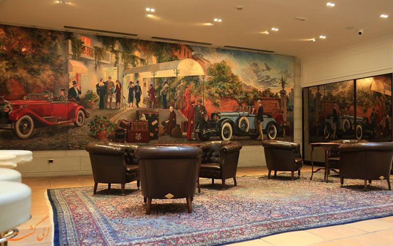 معرفی هتل 5 ستاره پیر در میلان