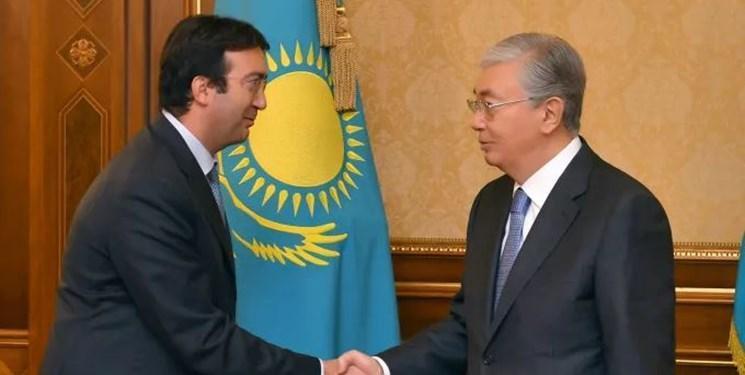 ملاقات تاکایف با دبیر گروه کشورهای ضد فساد شورای اروپا
