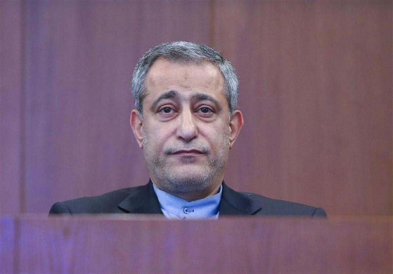 حضور کیکاوس سعیدی در اجلاس دبیران کل کمیته های ملی المپیک آسیای میانه