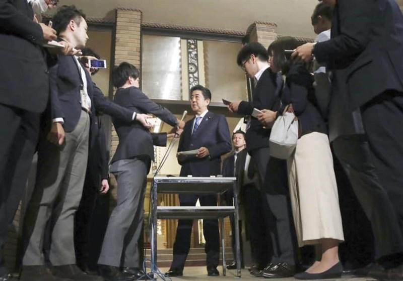 سکوت نخست وزیر ژاپن درباره عامل حادثه نفتکش ها