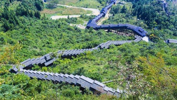 راه اندازی طولانی ترین پله برقی دنیا در چین