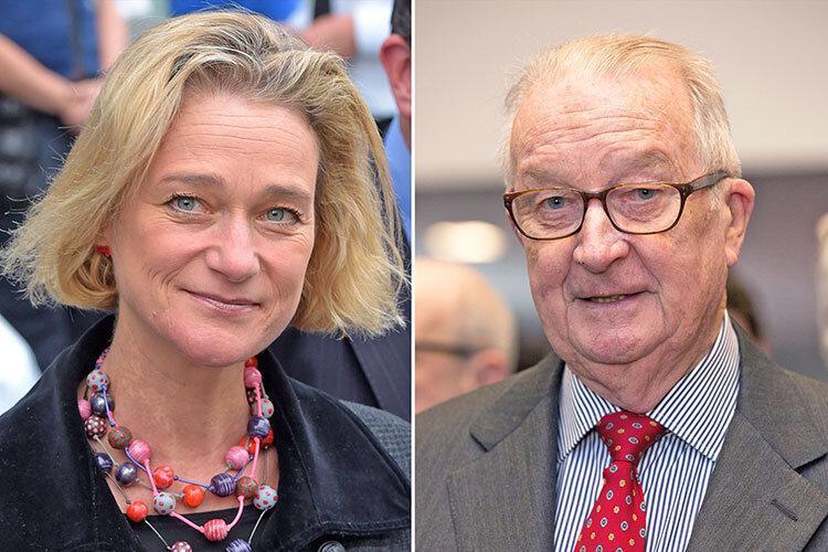 رسوایی اخلاقی کینگ آلبرت ، تایید هویت دختر 51 ساله پادشاه پیشین بلژیک