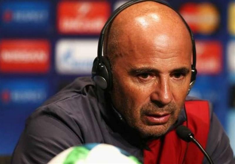 سامپائولی: به بازیکنانم افتخار می کنم، مقابل بارسا سعی می کنیم اولین جام را ببریم