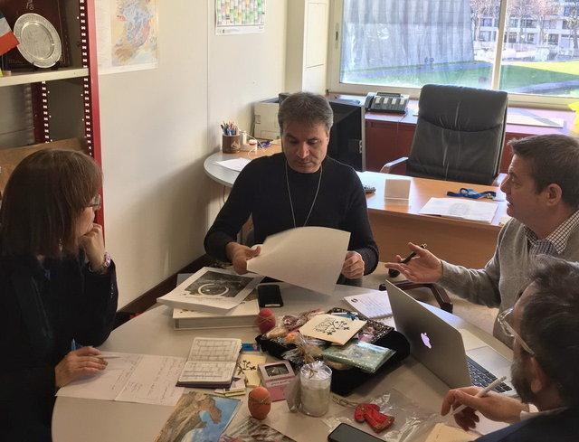 جلسه مهم یونسکو در پاریس برای ژئوپارک های ایران