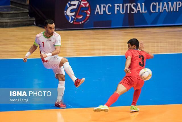 تاریخ جدید جام ملت ها و جام باشگاه های فوتسال آسیا تعیین شد