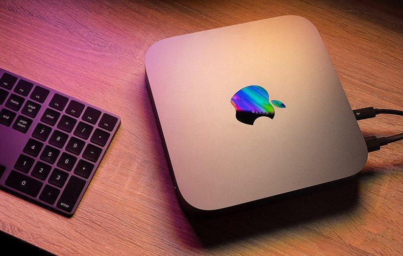 اپل حافظه داخلی مک مینی را دو برابر کرد