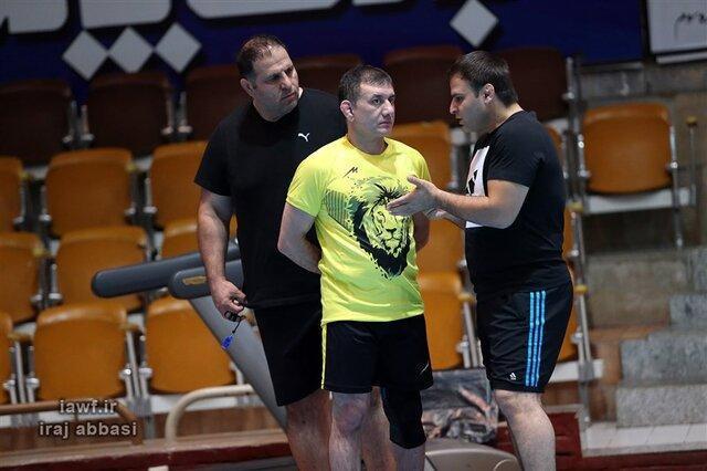 غلامرضا محمدی: تعویق المپیک شانس مدال های طلای کشتی را بالا برد