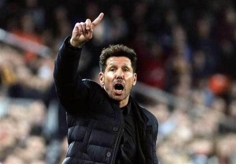 فرانس فوتبال ادعا کرد؛ سیمئونه پردرآمدترین مربی حال حاضر دنیا است