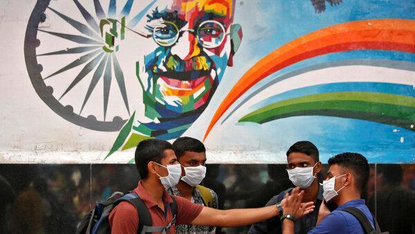 گیر افتادن صدها ایرانی در هند به دنبال گسترش کرونا