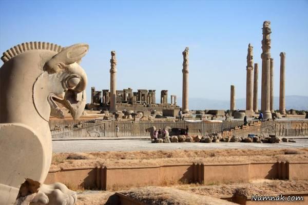 دیدنی های شهر پاسارگارد پایتخت کهن ایران