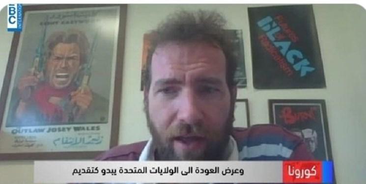 استاد آمریکایی در بیروت: با بلیط مجانی هم برنمی گردم؛ لبنان امن تر است