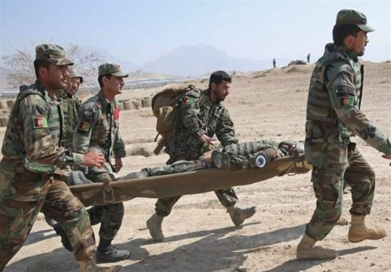 کشته شدن 9 نیروی امنیتی در حمله طالبان به شرق افغانستان