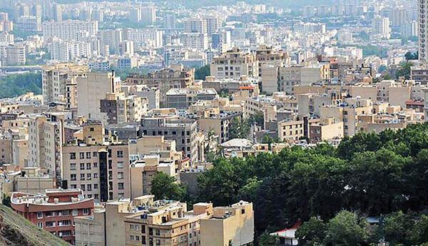 جدول قیمت مسکن در 22 منطقه تهران ، افزایش 2.8 برابری قیمت مسکن در تهران طی 2 سال