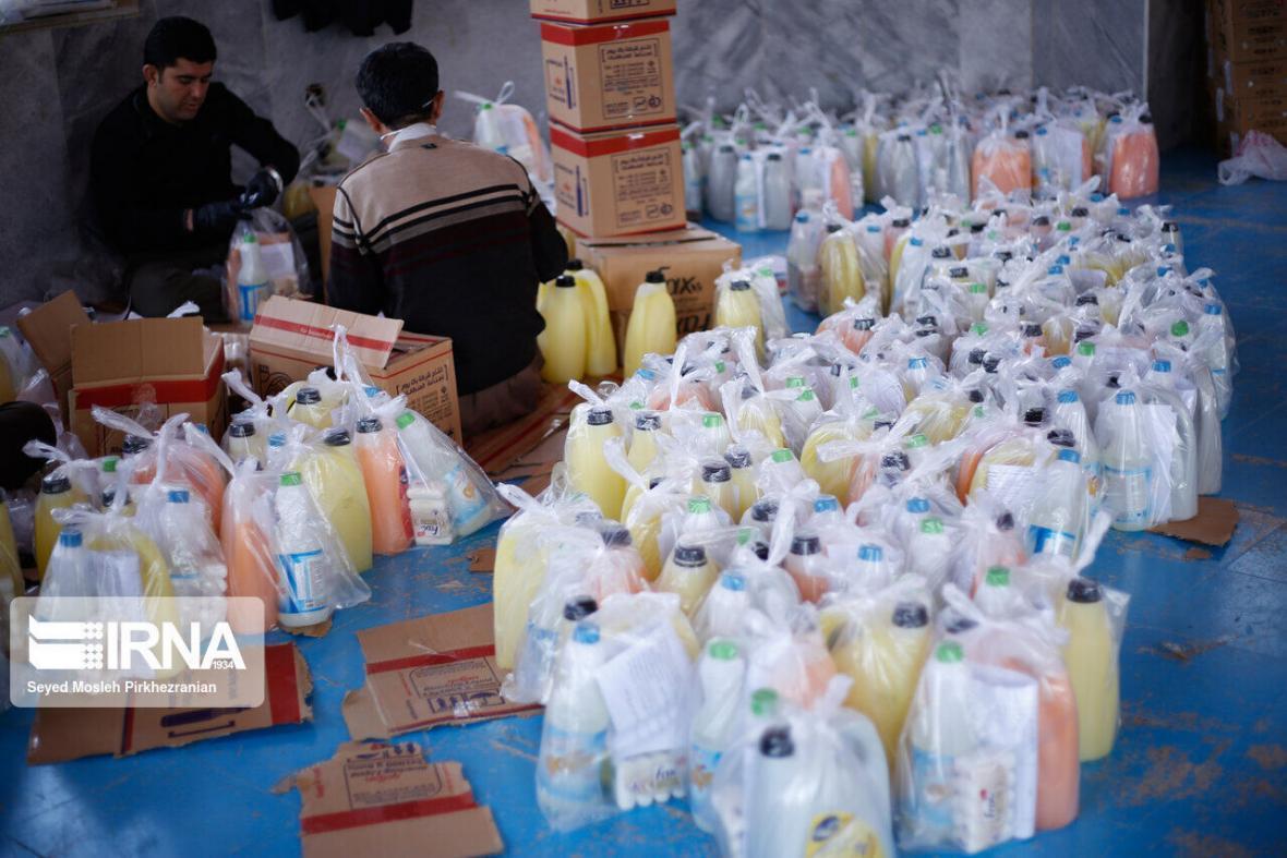خبرنگاران 4 هزار بطری محلول ضدعفونی کننده درهرمزگان توزیع شد