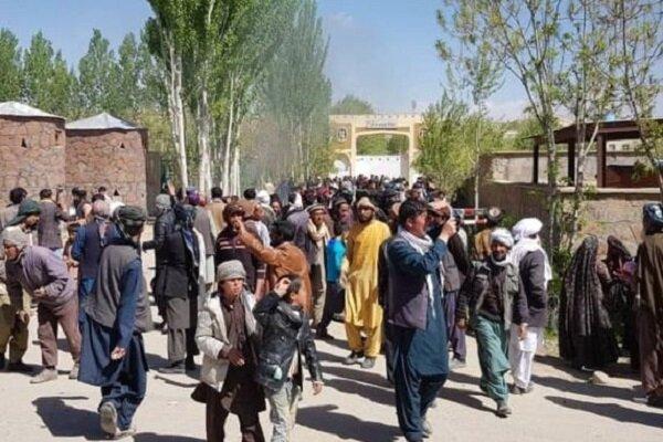 اعتراضات در افغانستان به کشته شدن حداقل 6 نفر انجامید