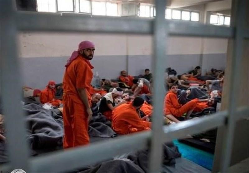 افشای آمار داعشی های عراقی زندانی در سوریه