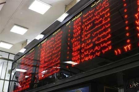 افزایش 46 هزار و 822 واحدی شاخص بورس تهران
