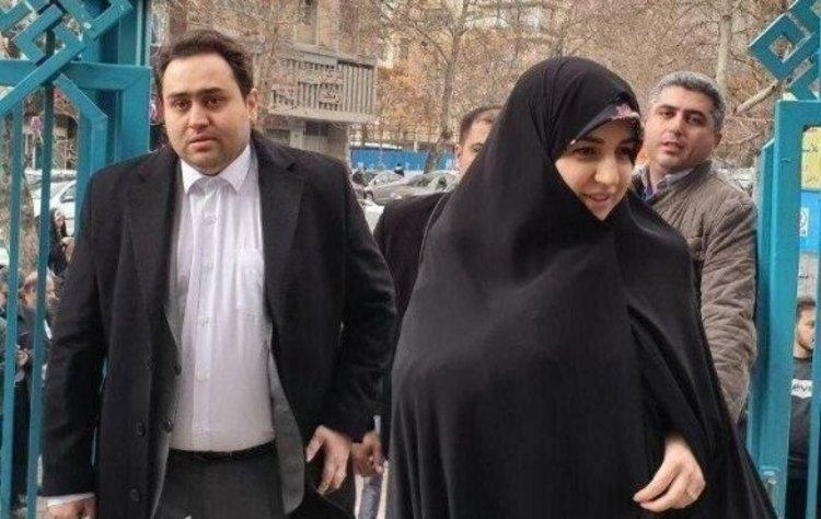 شرح دانشگاه شهید بهشتی درباره دختر روحانی