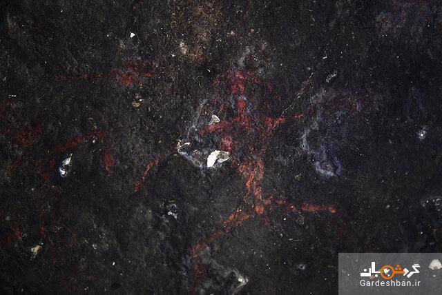 کشف سنگ نگاره های ماقبل تاریخ در تایلند