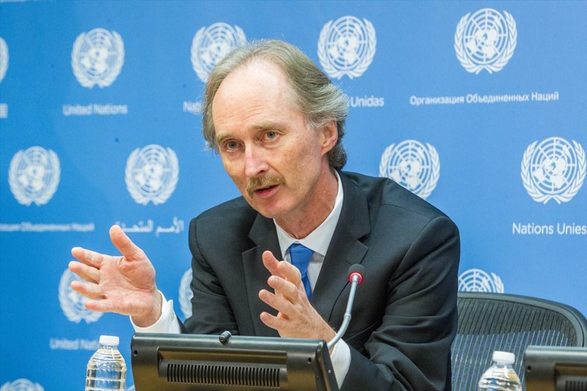 برگزاری نشست سه کشور ضامن فرایند آستانه و نماینده دبیرکل سازمان ملل