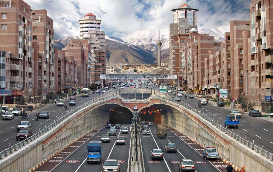 آدرس مرکز خرید صاحبقرانیه تهران
