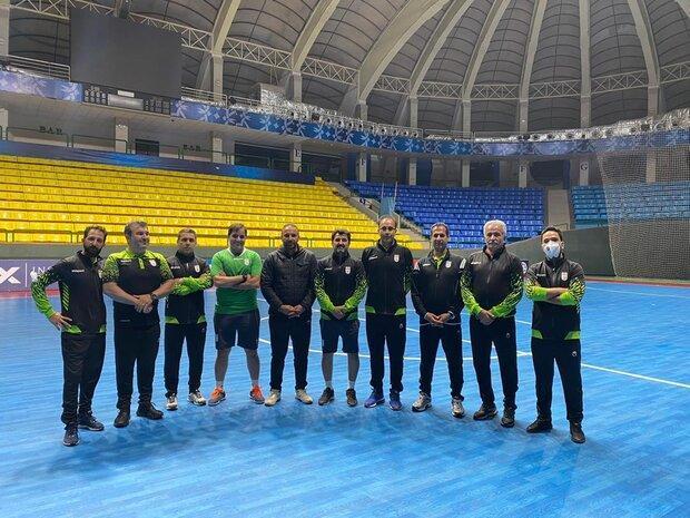 حضور مربی جدید در تیم ملی فوتسال ایران منتفی شد