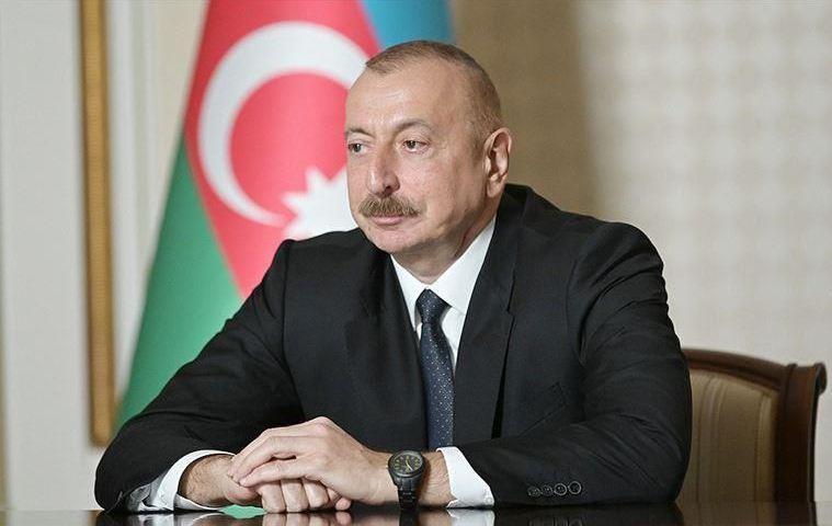 علی اف از آزادسازی 16 روستای دیگر در قره باغ اطلاع داد