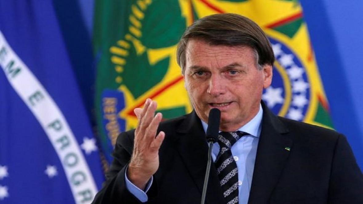رئیس جمهور برزیل: واکسن کرونا نمی زنم!