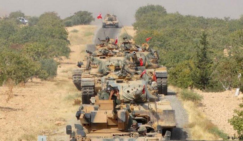 نیروهای ترکیه 3 پست دیدبانی دیگر در حلب و حماه سوریه را ترک می نمایند