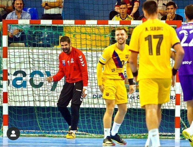 موافقت گوادالاراخا اسپانیا برای جدایی برخورداری، لژیونر هندبال ایران به تیم قطری پیوست